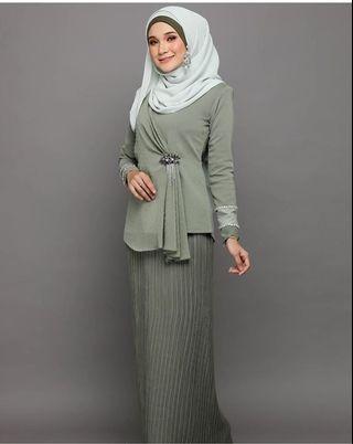 Baju Kurung Moden Zoffya Luxe Anggun