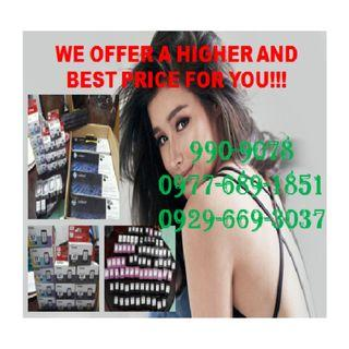 Highest Price Buyer of Empty Ink Cartridges and Toners