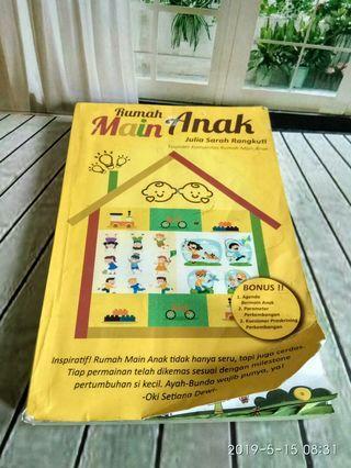 Buku Tumbuh Kembang Anak Rumah Main Anak #BAPAU