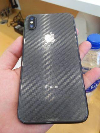 Iphone x 256 nak swap huawei p30 pro