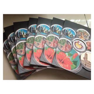 Pameran Setem Remaja Dunia 2014 Folder (Stamp)