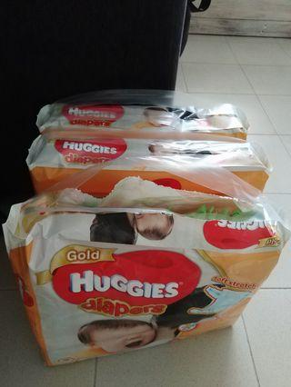 Huggies gold size S