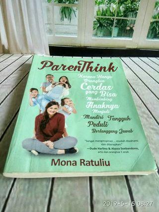 Buku Parenting: Parenthink #BAPAU