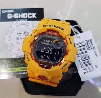 GSHOCK GBD-800 original