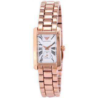 🚚 Emporio Armani Women's Classic Bracelet Watch AR0174