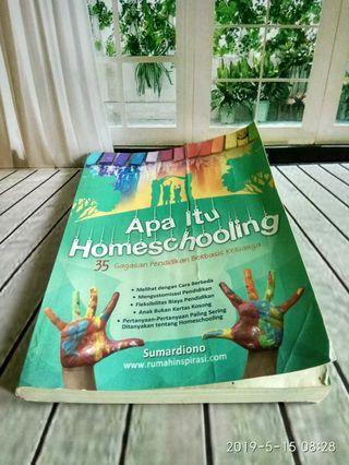 Buku Parenting: Apa itu Homeschooling? #BAPAU
