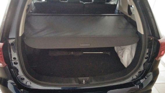 Boot cover for Mitsubishi Outlander