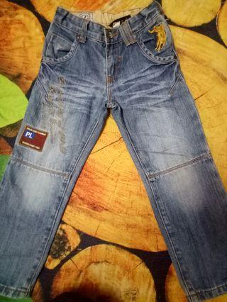 seluar jeans polo original