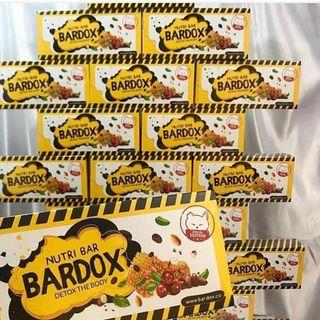 Bardox nutri bar / meal replacement / slimming