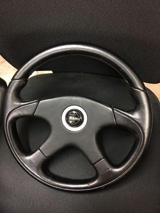Mono steering wheel with boss kit