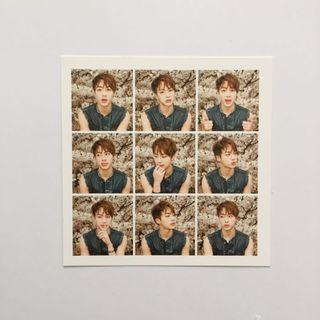 WTT/WTS Hyyh pt1 Jin Photocard