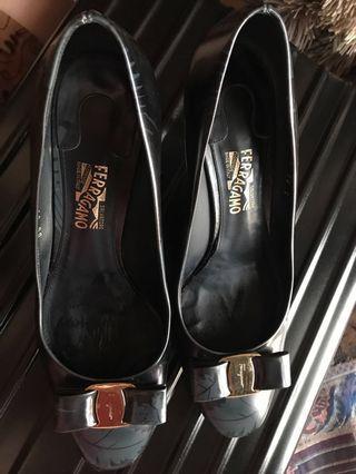 Salvatore Ferragamo Heels Size 10 C