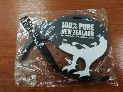 New Zealand Lugggage Tag