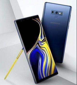 BUYING BACK ALL USED NOTE 9 128GB/512GB