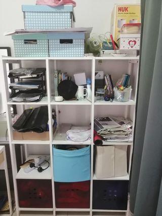 Ikea simple display cabinet