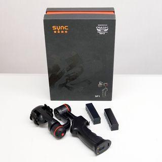 SYNC SP1 智能手機專用手持拍攝雙軸穩定器(雙電)