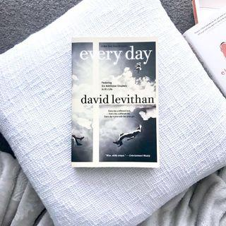 Every day by David Levitham