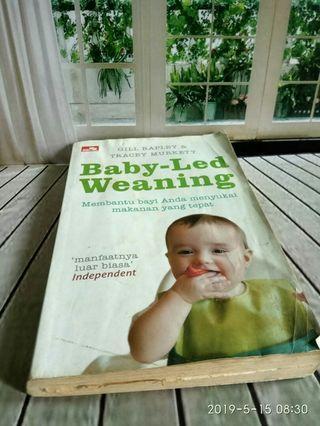 Buku Parenting: Baby Led Weaning Gill Rapley b.indo #BAPAU