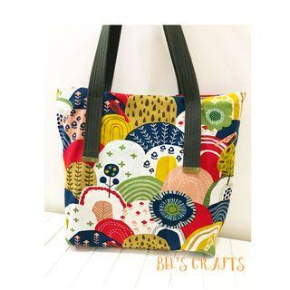 Handmade Tote Bag