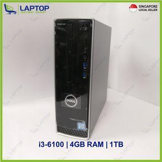 DELLInspiron 3250 (i3-6/4GB/1TB) [Premium Preowned]