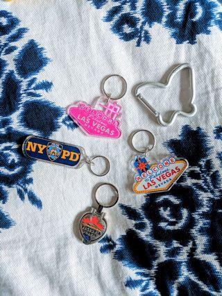Miscellaneous Keychains