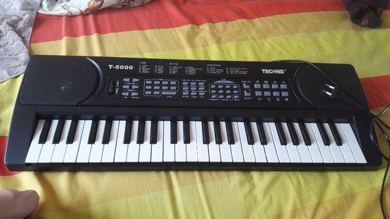 Keyboard Original Techno T-5000