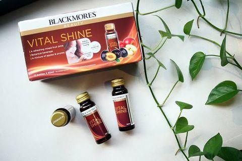 Blackmores vital shine vitamin