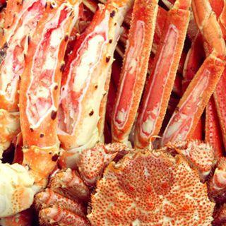 北海道三大蟹吃到飽 伝 餐廳 雙人 餐券