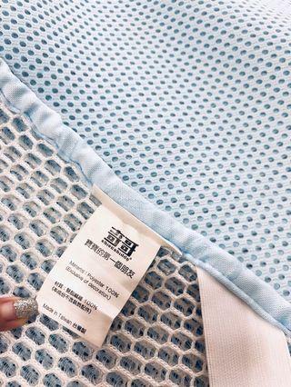 奇哥 立體超透氣涼墊(吸濕排汗布) 透氣床墊 嬰兒床專用