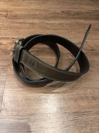 Timberland Leather Belt