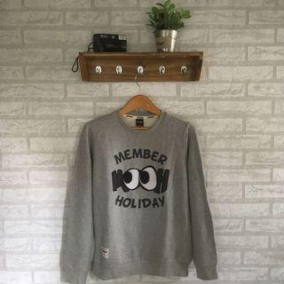 Crewneck/sweater M holiday bkn zara berskha pull bear
