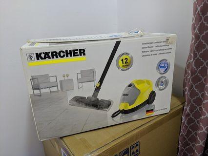 KARCHER STEAM CLEANER SC 4 EASYFIX (EXCELLENT CONDITION)