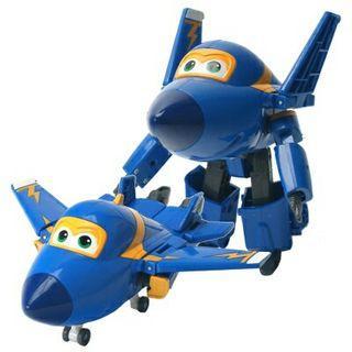 🚚 Super Wings 超級飛俠 變形機器人 變形傑洛米