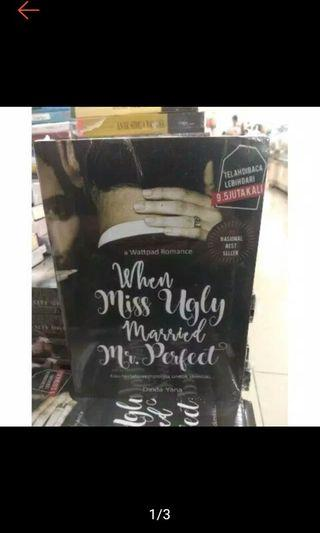 Novel when miss ugly married mr perfect