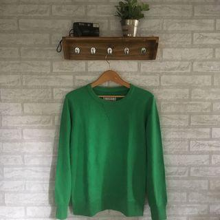 Crewneck/sweater uniqlo original wash bukan pull bear h&m
