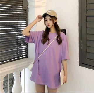 Instock Light Purple Shirt
