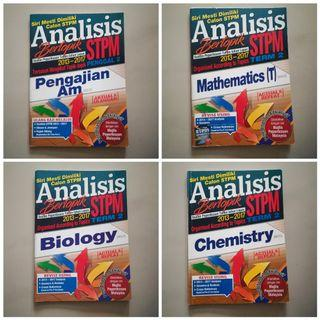 STPM Term 2 Topical Past Year Questions Books