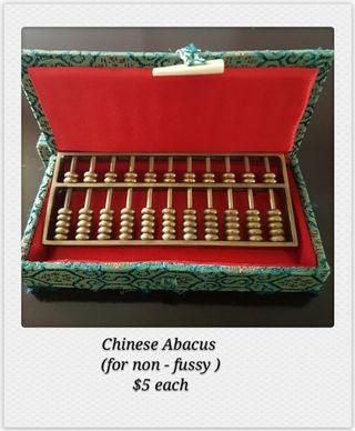 🚚 CHINESE ABACUS