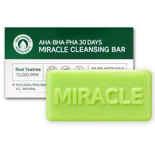 BNIB Some by Mi 30 Day Miracle Bar 80g