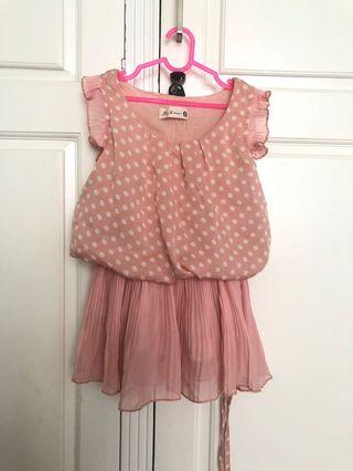Dress Girls Kids Anak