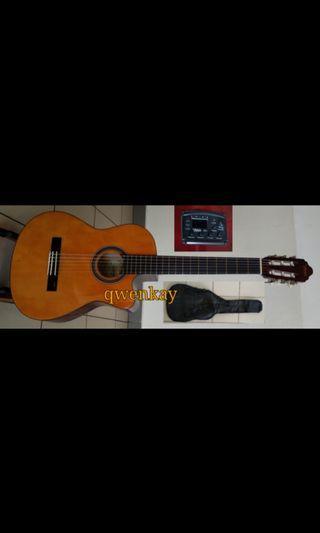 Valencia Classical-Electric Guitar VC104CE