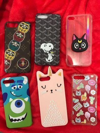 Iphone 7+/8+ plus case