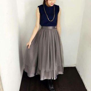 🚚 Marjorie絕美多層紗裙