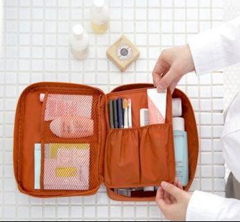 Watetproof Travel Cosmetic Toothbrush Traval Toiletries storage Bag