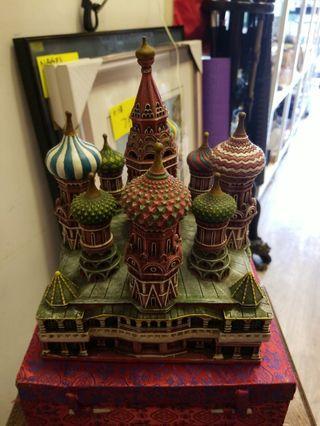 俄國設計國際象棋盤