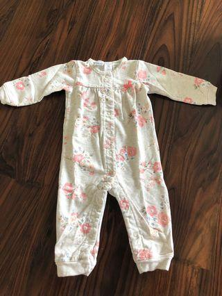 Carter's sleepsuit