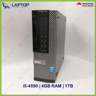 DELLOptiplex 7020 (i5-4/4GB/1TB) [Premium Preowned]
