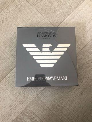Emporio Armani Diamonds men's gift set