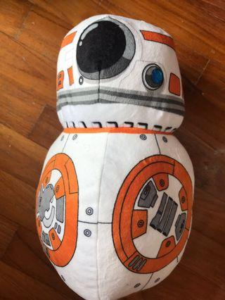 Star Wars BB8 soft toy ( AUTHENTIC )