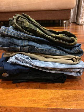 Short/long pants